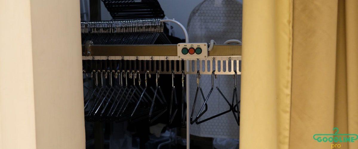 Автоматический гардероб для заведений